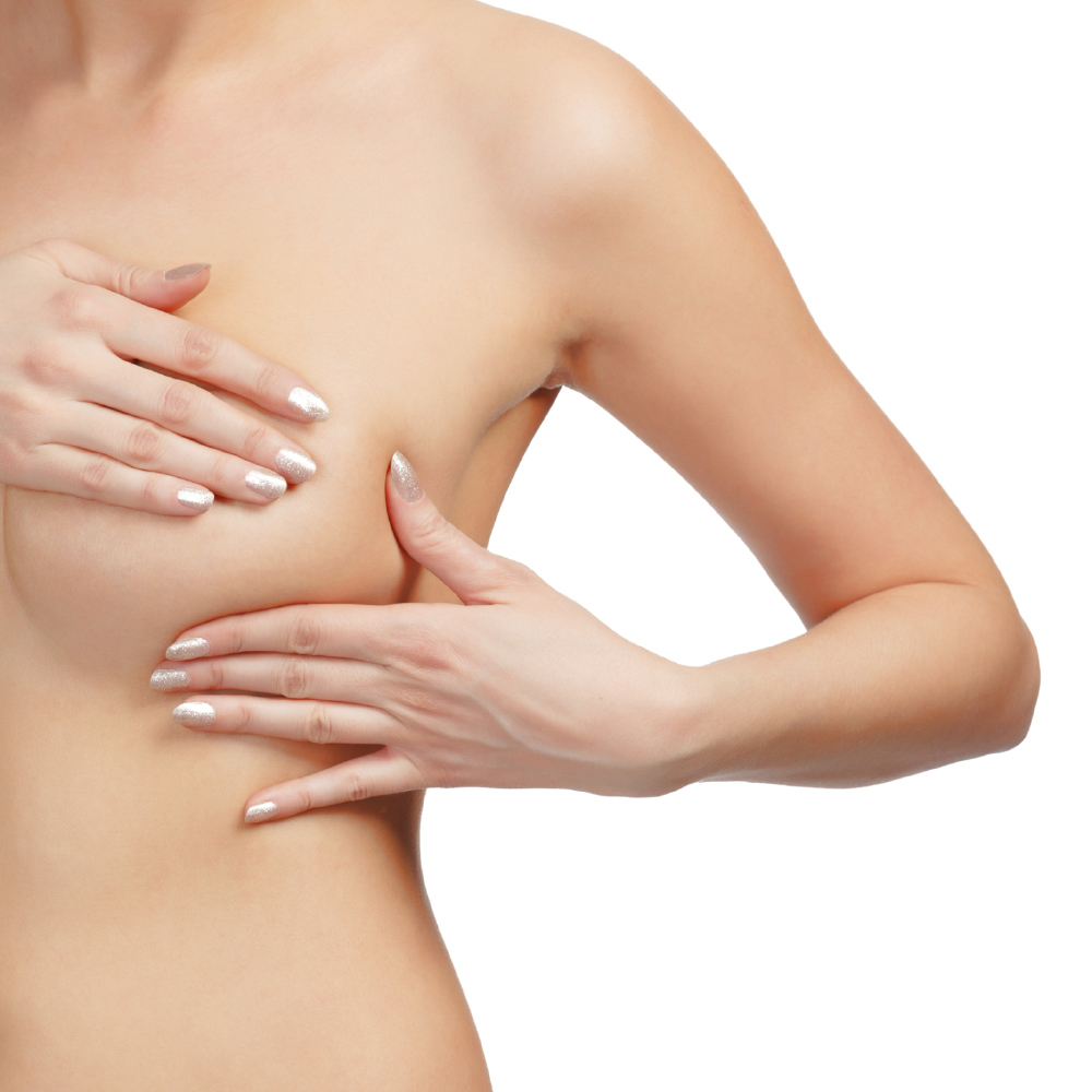 Self-examine breast cancer signs and detect it before time