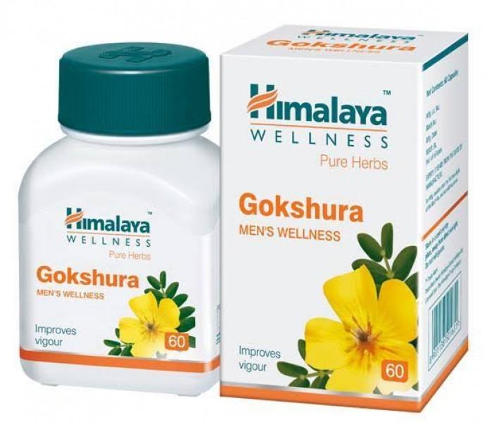 Himalaya Pure Herbs Men's Wellness Gokshura Pill