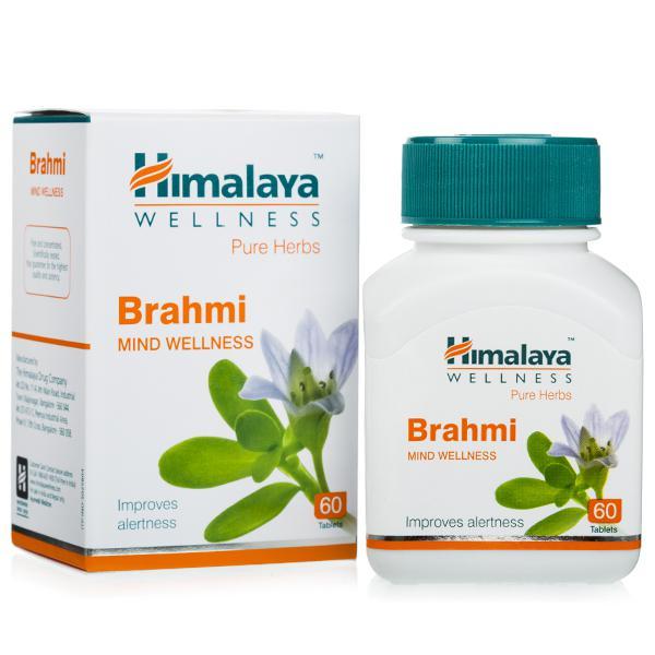 Himalaya Pure Herbs Mind Wellness Brahmi Pill