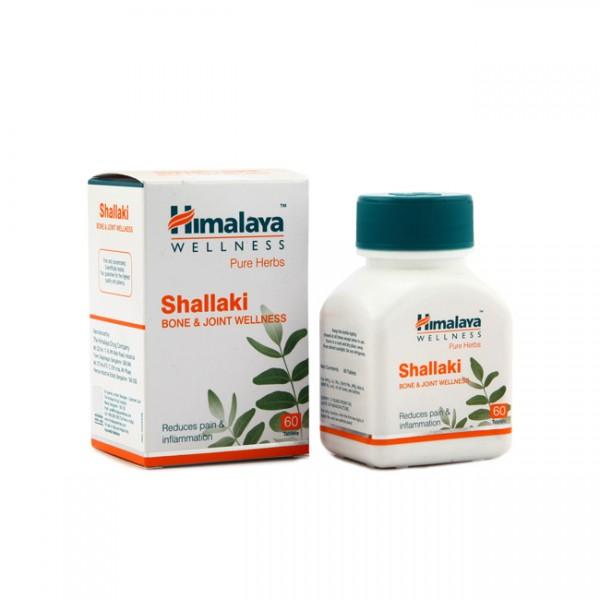 Himalaya Pure Herbs Bone & Joint Wellness Shallaki Pill