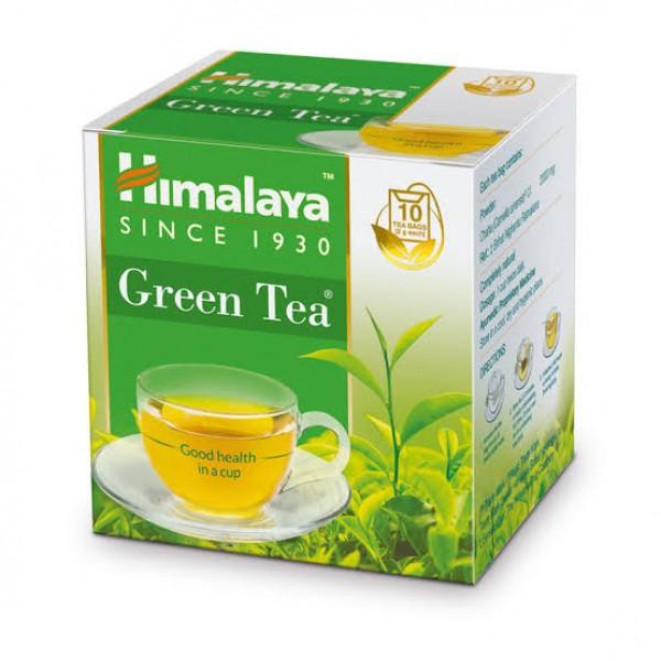 Classic Green Tea Sachet Himalaya