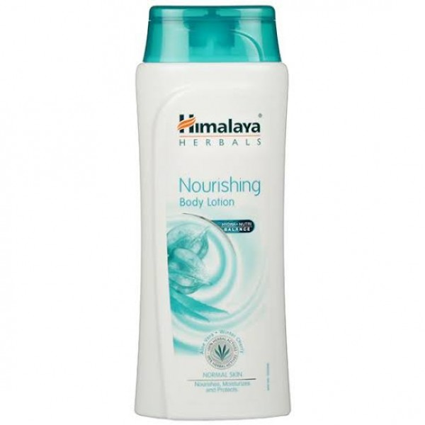 Nourishing Body 100 ml Lotion Bottle Himalaya