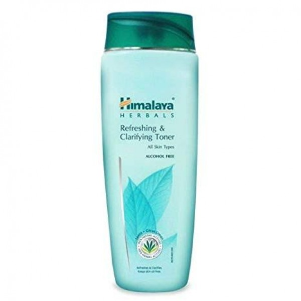 Refreshing & Clarifying Toner 100 ml Bottle Himalaya