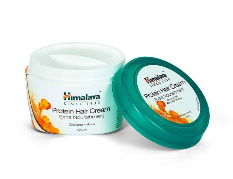 Protein Hair Cream 100 ml - Extra Nourishment Himalaya
