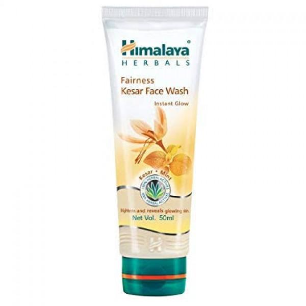 Fairness Kesar 50 ml Face Wash Himalaya