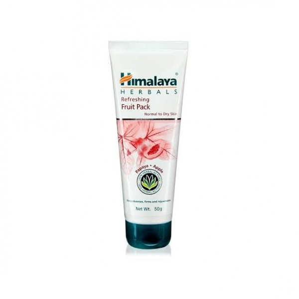 Refreshing Fruit 50 gm Face Pack Himalaya