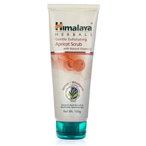 Gentle Exfoliating Apricot 100 gm Scrub Himalaya