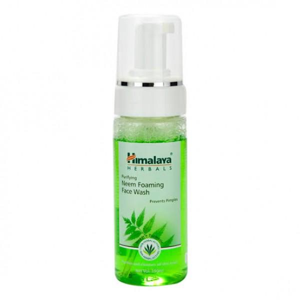 Purifying Neem 50 ml Foaming Face Wash Himalaya