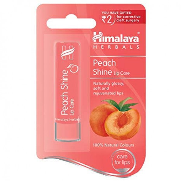 Peach (Shine Lip Care) 4.5 gm Himalaya
