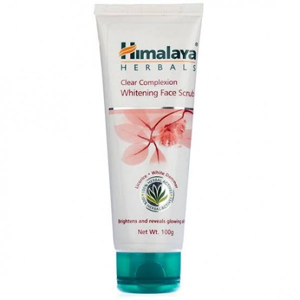 Clear Complexion Whitening 100 gm Face Scrub Himalaya
