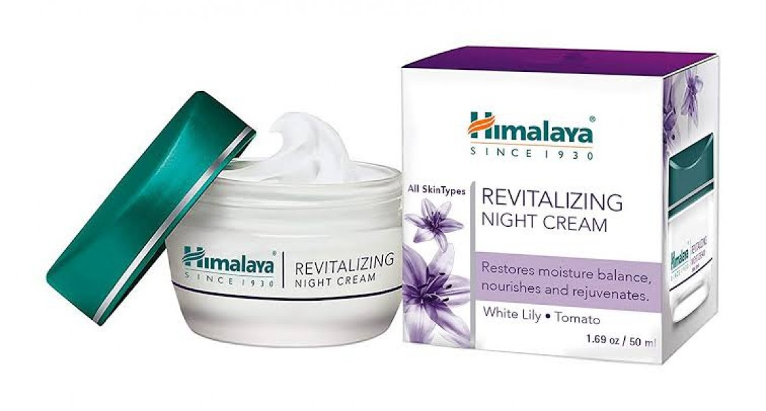Revitalizing Night 50 gm Cream  Himalaya