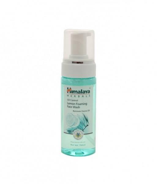 Oil Clear Lemon 150 ml Foaming Face Wash Himalaya