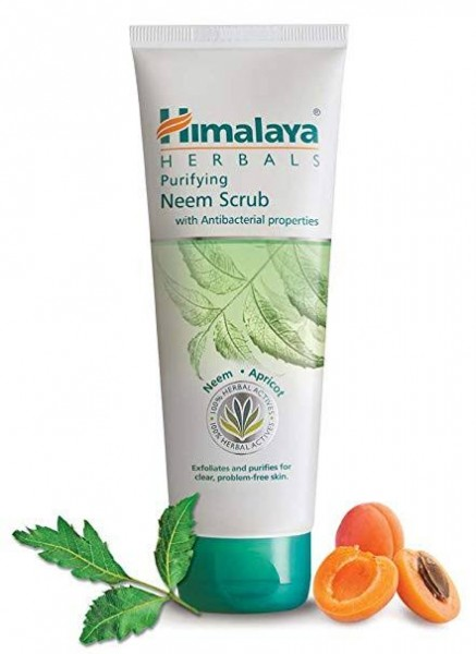 Purifying Neem 100 gm Scrub Himalaya