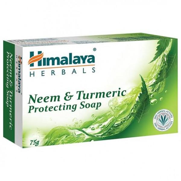 Neem & Turmeric 75 gm Soap Himalaya