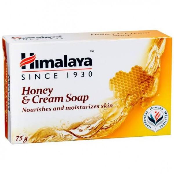 Honey & Cream 75 gm Soap Himalaya