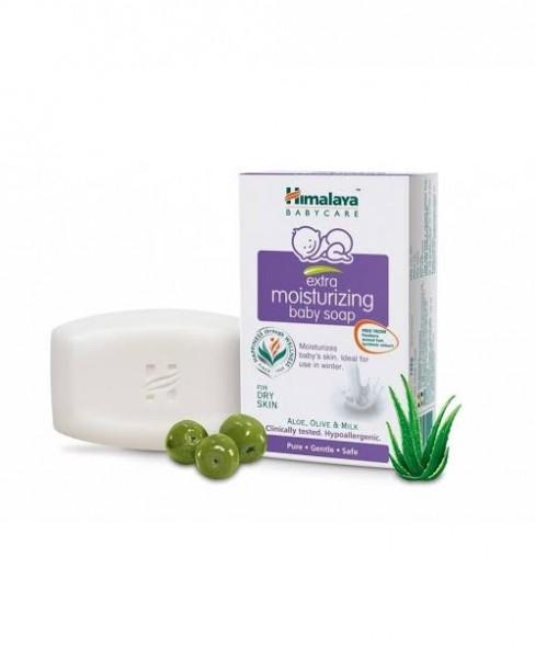Extra Moisturizing Baby 75 gm Soap Himalaya