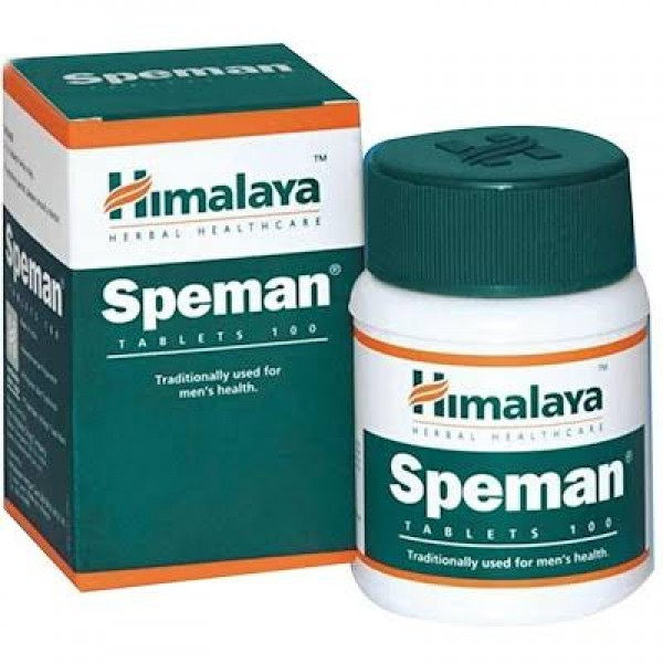 Himalaya Speman Pill Herbal Healthcare