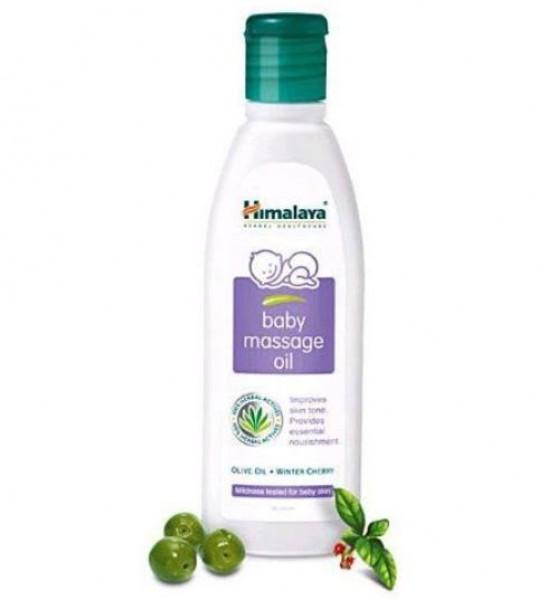 Baby Massage 100 ml Bottle Oil Himalaya