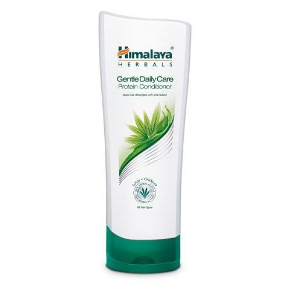 Gentle Daily Care Protein 100 ml Bottle Conditioner Himalaya