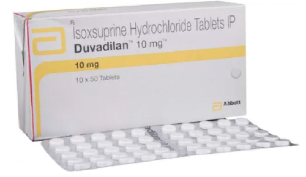 Vasodilan Generic 10 mg Pill