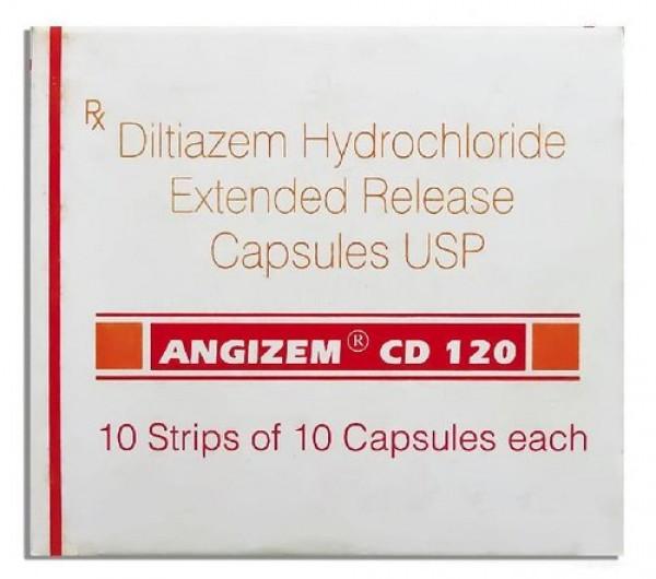Cardizem Generic 120 mg Capsule