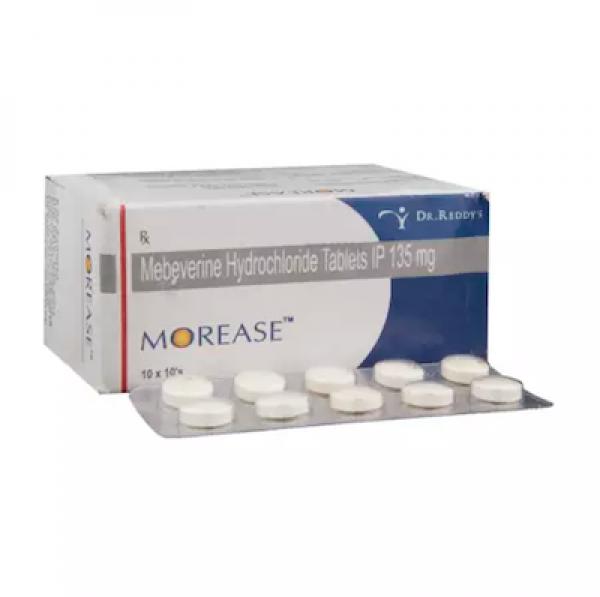 Mebeverine Generic 135mg Pill