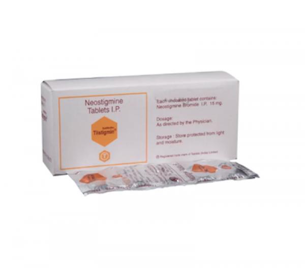 Prostigmin Generic 15mg Pill