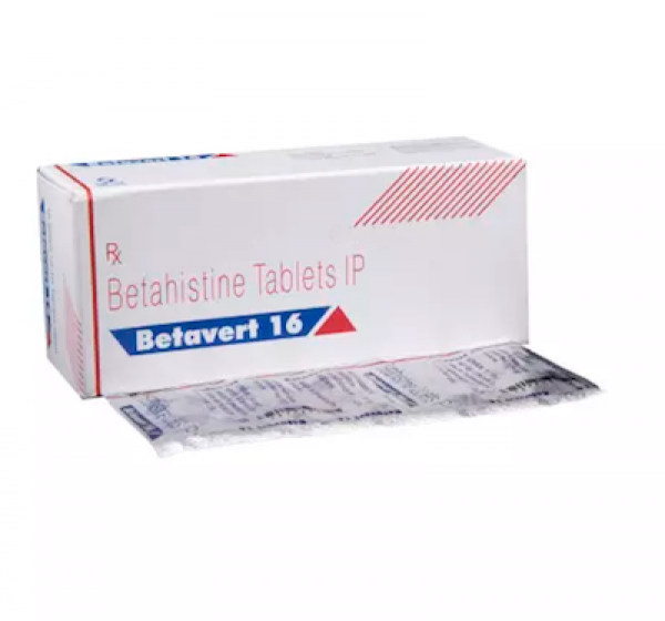 Betaserc Generic 16 mg Pill