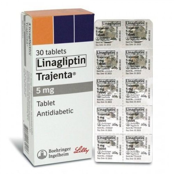 Tradjenta 5mg Pill (International Brand Variant)