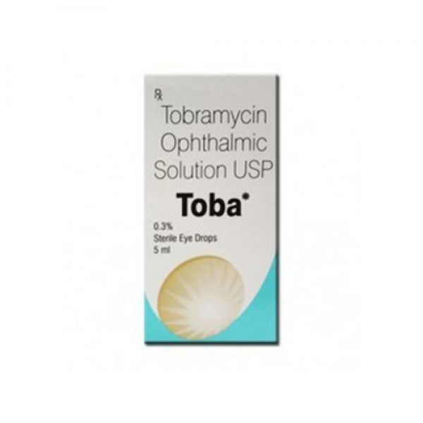 Tobrasol Generic 0.3 Percent  Eye Drops of 5 ml