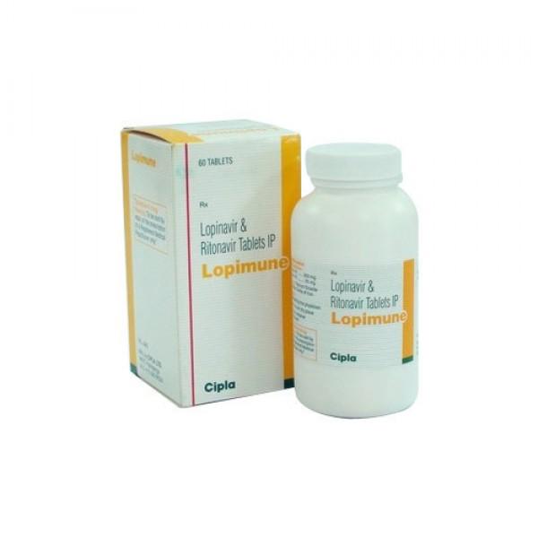 Kaletra Generic 200mg/50 mg Pill