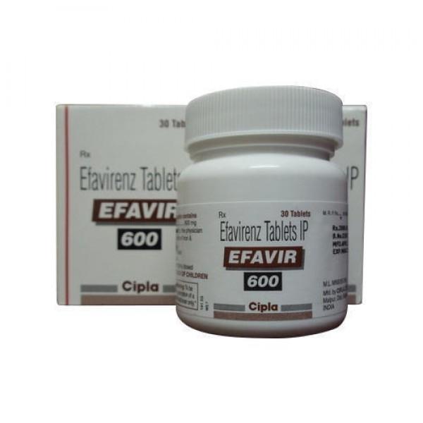 Sustiva Generic 600 mg Pill
