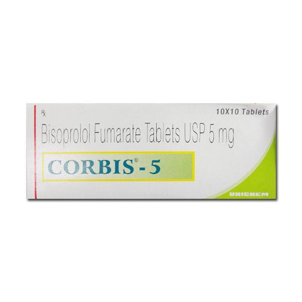 Zebeta Generic 5mg Pill