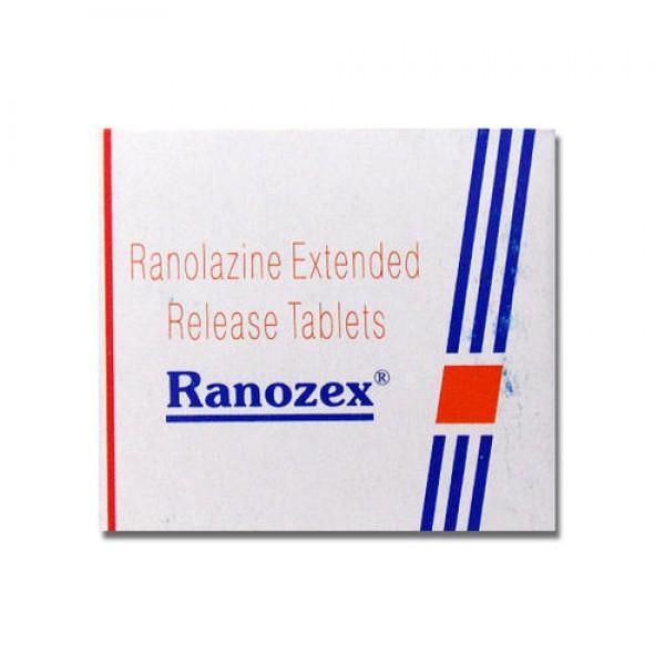 Ranexa Generic 500 mg Pill ER
