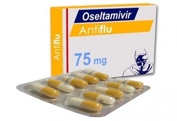 Tamiflu Generic 75 mg Capsule