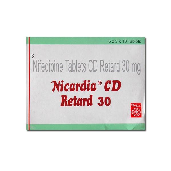 Procardia Generic 30 mg Pill