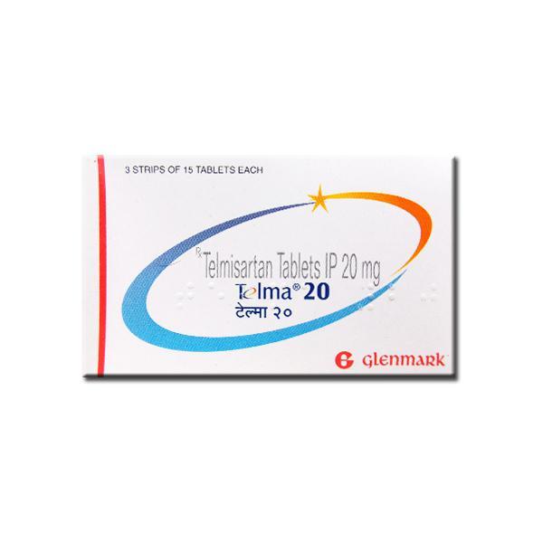 Micardis Generic 20 mg Pill