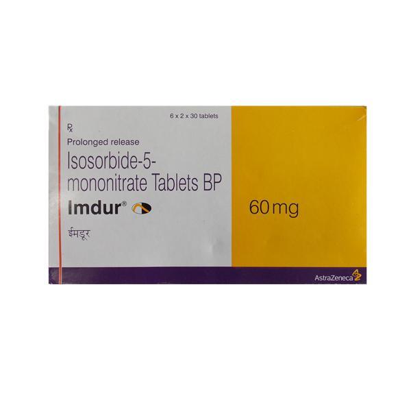 Imdur 60 mg Pill (International Brand variant)