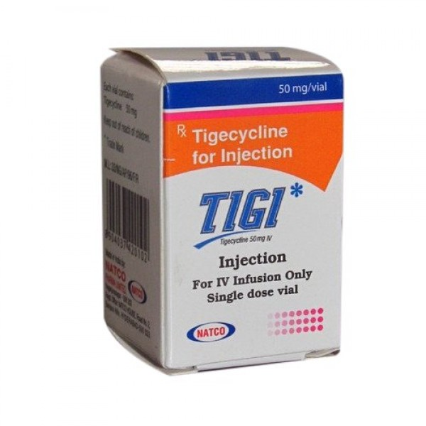 Tygacil Generic 50 mg Injection
