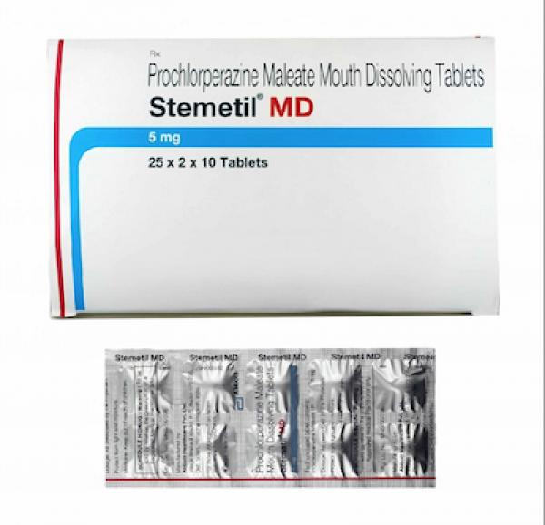 Compazine Generic 5mg Pill