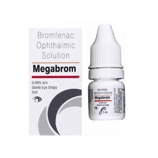 Xibrom Generic 0.09 % Eye Drops 5ml