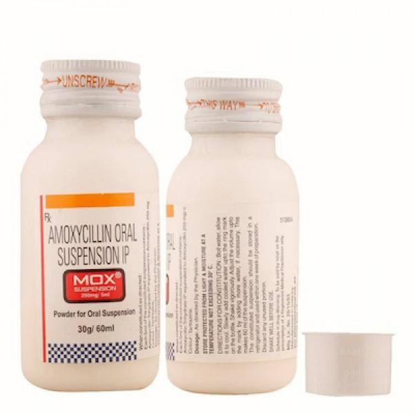 Amoxil Generic 250mg Dry Syrup 60ml