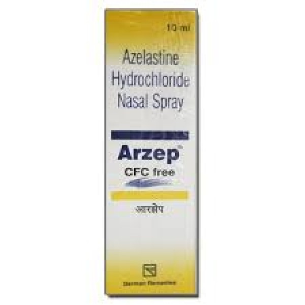 Astelin Generic 0.1 % Nasal Spray 10ml