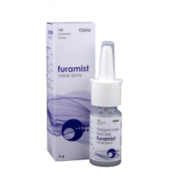 Veramyst Generic 27.5 mcg Nasal spray 120 metered doses