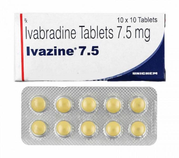 Corlanor Generic 7.5 mg Pill