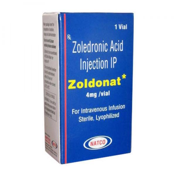 Zometa Generic 4 mg Injection