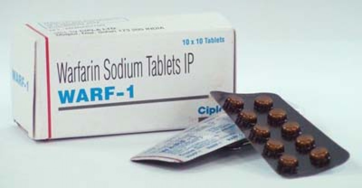 Coumadin Generic 1mg Pill