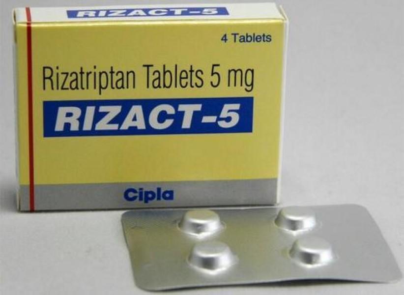 Maxalt Generic 5 mg Pill