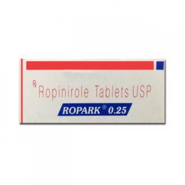 Requip Generic 0.25 mg Pill