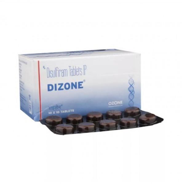 Antabuse Generic 250 mg Pill